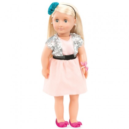 Our Generation BD31052Z - Specialty Doll Anya