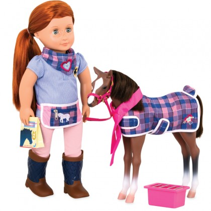 Our Generation 38002 Accessory - Quater Horse Foal