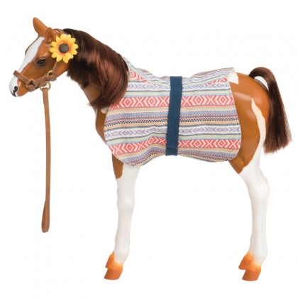 Our Generation 38019 Pinto Paso Fino Foal