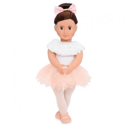 Our Generation BD31108 - Regular Doll Valencia
