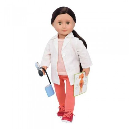 Our Generation BD31119Z Nicola Family Doctor Doll