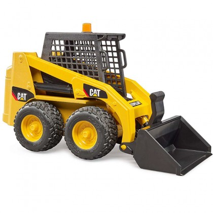 Bruder 02481 CAT Skid Steer Loader