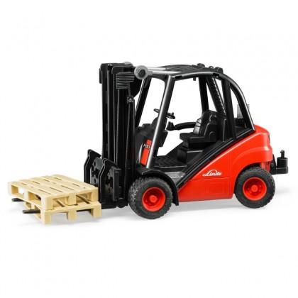 Bruder 02511 Linde Forklift H30D