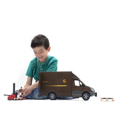 Bruder 02538 MB Sprinter UPS