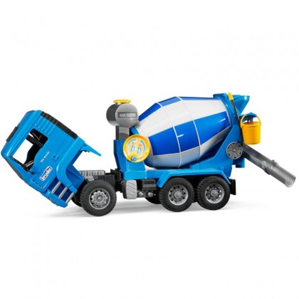 Bruder 02744 MAN TGA Cement Mixer