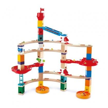 Hape E6024 Quadrilla STEM Toys Super Spirals for Kids age 4+