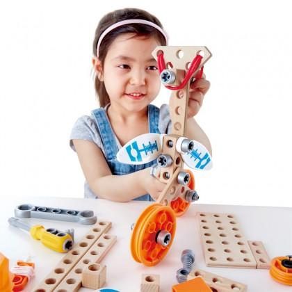 Hape E3032 Deluxe Experiment kit
