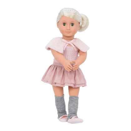 Our Generation 31106 Beautiful Ballet Doll-Alexa for 3y+