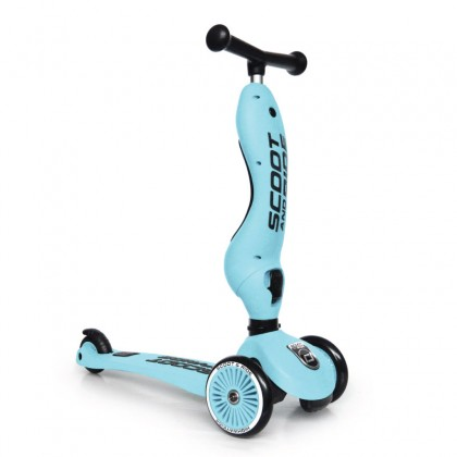 Scoot And Ride SR96352 Highwaykick1 For Toddler 1- 5y - Blueberry