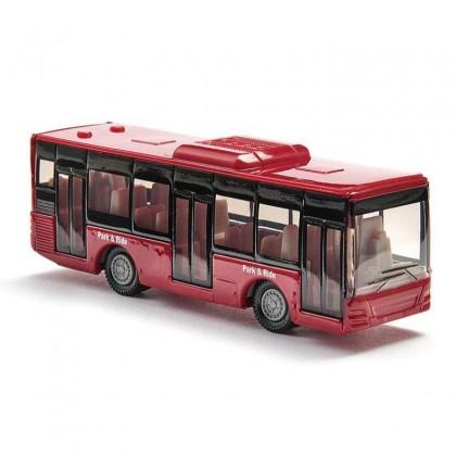 SIKU S1021 URBAN BUS DIE CAST VEHICLE IN BLISTER PACK