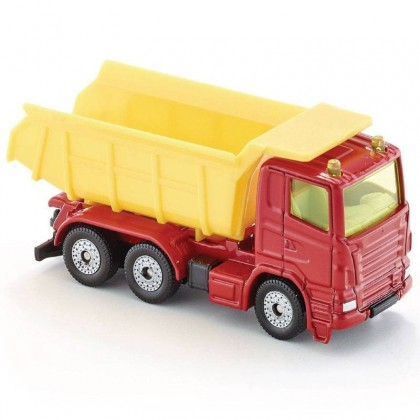 SIKU S1075 TRUCK WITH DUMP BODY DIE CAST IN BLISTER PACK