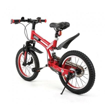 """Rastar 1605 Mini Copper Kids Bike 16"""" for 4-8 years old ~ Red"""