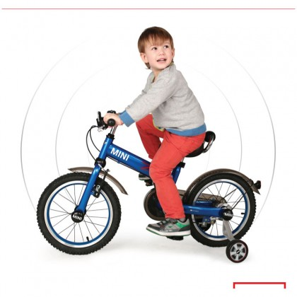 """Rastar 1602 Ride Cycle Mini Copper Children Bicycle 16"""" Suitable for kids age 4+ ~ Blue"""