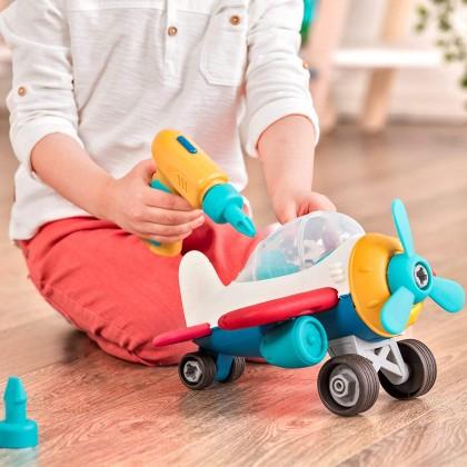 Wonder Wheels 1012 Take-Apart Airplane for age 3+