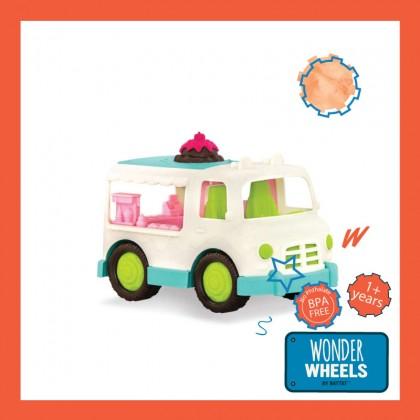 Wonder Wheels 1022 Ice Cream Truck Play Vehicle for 1+