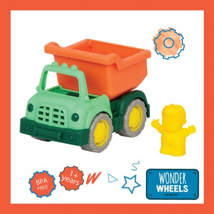 Wonder Wheels 1030 Little Dump Truck for age 1+