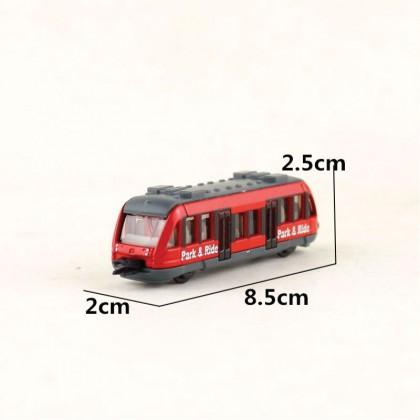 Siku 1013 Local Train Die Cast in Blister Pack