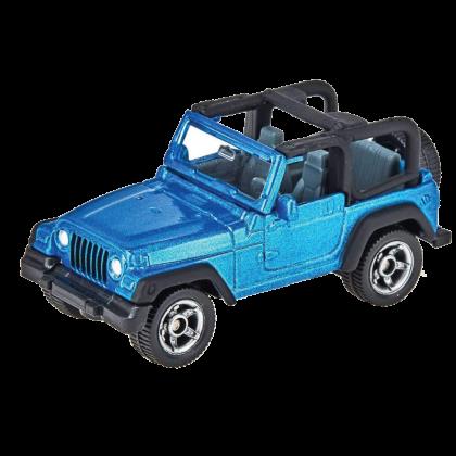 Siku 1342 Jeep Wrangler Die Cast Vehicle in Blister Pack