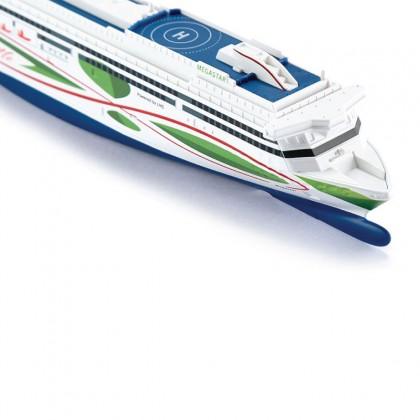 Siku 1728 Tallink Megastar 1:1000 Commercial Die Cast Vehicle 3y+