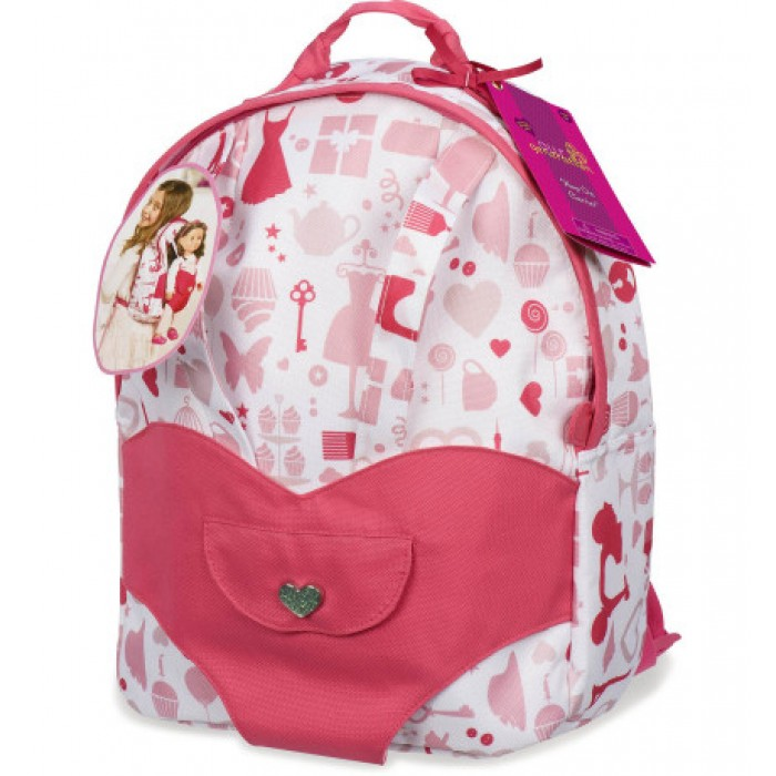 Our Generation Doll Carrier Backpack