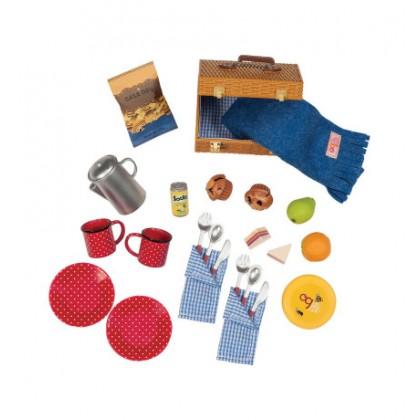 Our Generation BD37110Z Picnic Basket Set