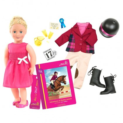 Our Generation® Deluxe Doll - Lily Anna™