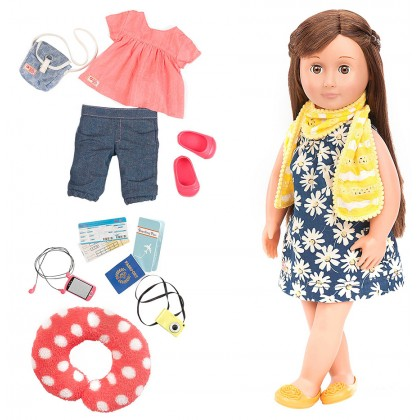 Our Generation® BD31044ATZ Deluxe Doll - Reese™