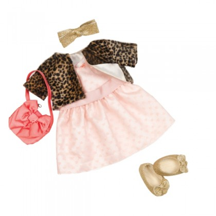 Our Generation BD30143Z Deluxe Tulle Dress Outfit