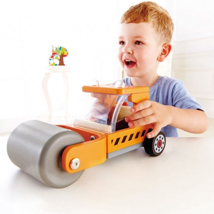 Hape E3020 Steam 'N Roll Vehicle Play