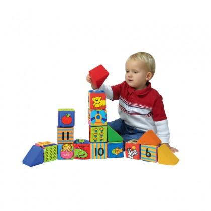 K's Kids KA10458 Block n Learn