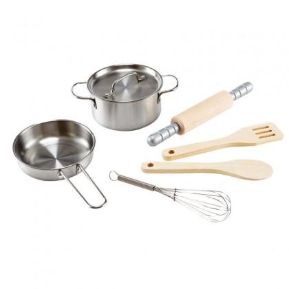 Hape E3137 Chef's Cooking Set