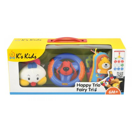K's Kids KA10444 Happy Trio