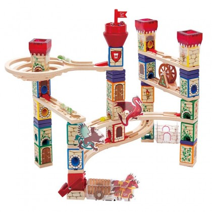 Hape E6018 Medieval Quest Marble Run