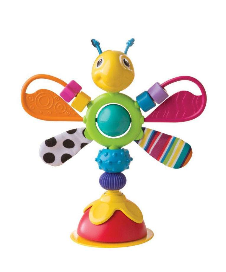 Lamaze LC27243 Freddie The Firefly Highchair Toy