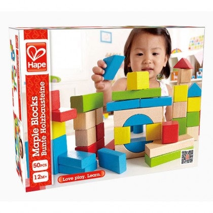 Hape E0409 Maple Block