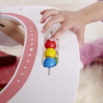 Hape E3603 Baby Stroller Role Play