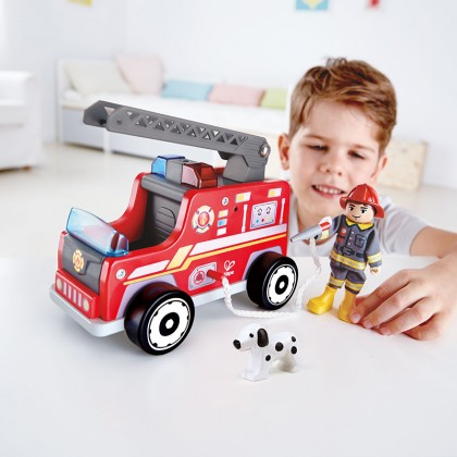Hape E3024 Fire Rescue Team