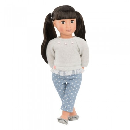 Our Generation BD31074Z Regular Doll - May Lee