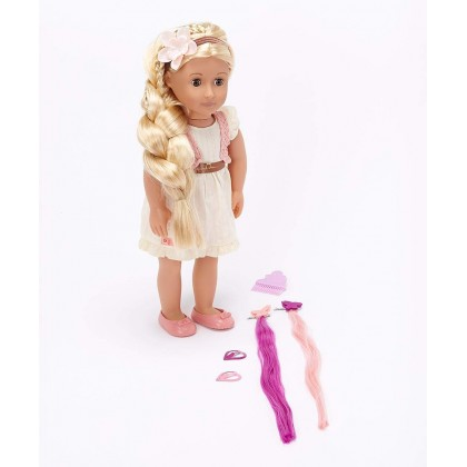 OG BD31028Z Hair Grow Dolls - Blonde Phoebe