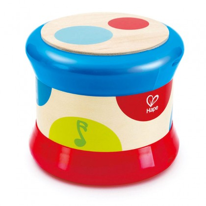 Hape E0333 Baby Drum Musical Toy