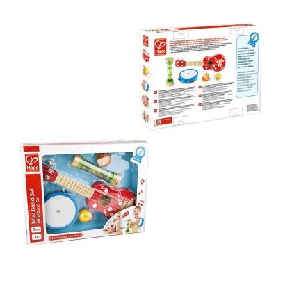 Hape E0339 Mini Band Set Musical Toy