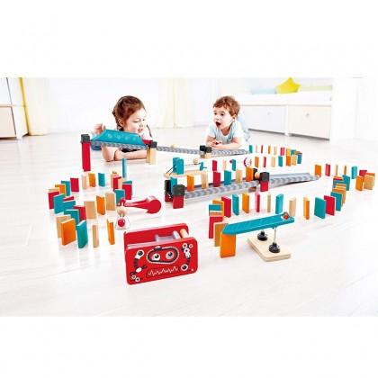 Hape E1057 Robot Factory Domino