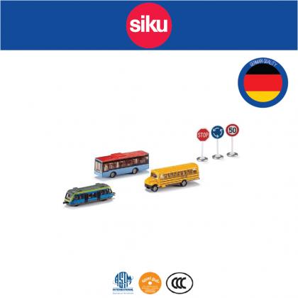 Siku 6303 Urban Transport Die Cast Gift Set