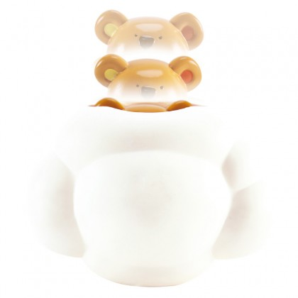 Hape E0202 Pop-Up Teddy Shower Buddy