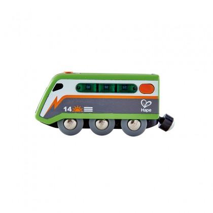 Hape E3760 Solar - Powered Train