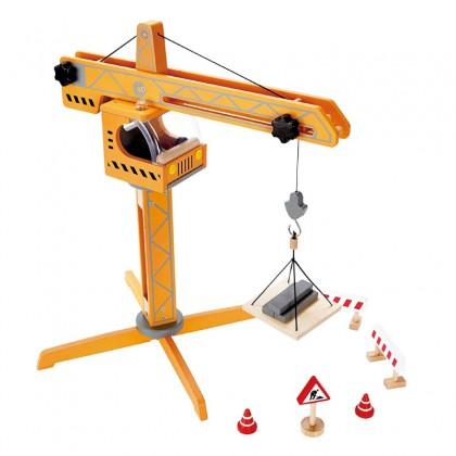 Hape E3011 Crane Lift - GSS