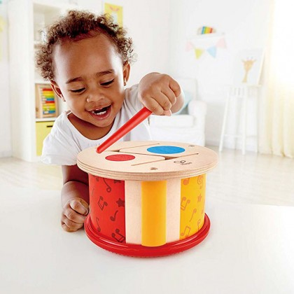 Hape E0608 Double-sided Drum