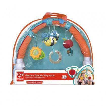 Hape E0023 Garden Friends Play Arch
