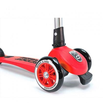 Scoot N Ride SR96209 Highwaykick 3-6 Red