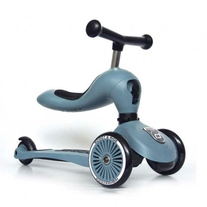 Scoot N Ride SR96269 Highwaykick1 for toddler 1- 5y - Forest